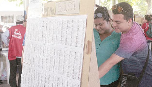 Apatía de jóvenes menores de 17 años por votar