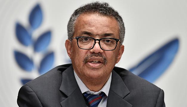 La OMS reporta récord de casos de covid-19 por tercer día consecutivo