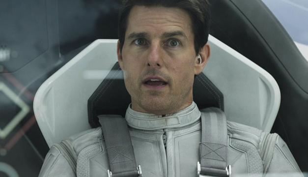 Turistas de SpaceX hablaron con Tom Cruise desde el espacio