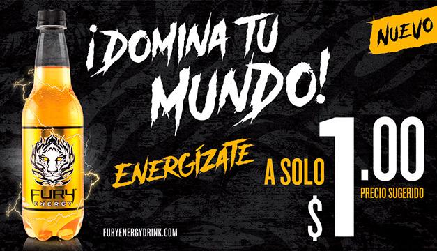 Fury Energy llena de energía a El Salvador