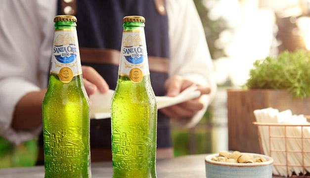 Santa Cruz 1906 la Cerveza Salvadoreña recibió medalla de oro en Monde Selection 2020