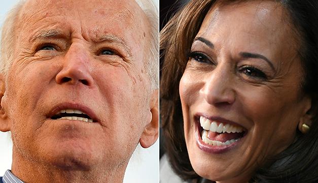 Joe Biden elige a la senadora Kamala Harris para la vicepresidencia