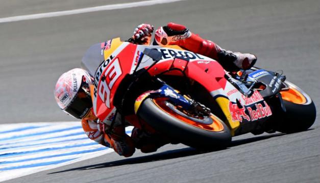 Marc Márquez causa baja para el GP de República Checa el domingo