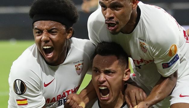 El Sevilla se cita con el United en semifinales de la Europa League