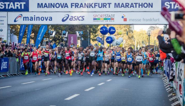 El maratón de Fráncfort es anulado a causa del coronavirus