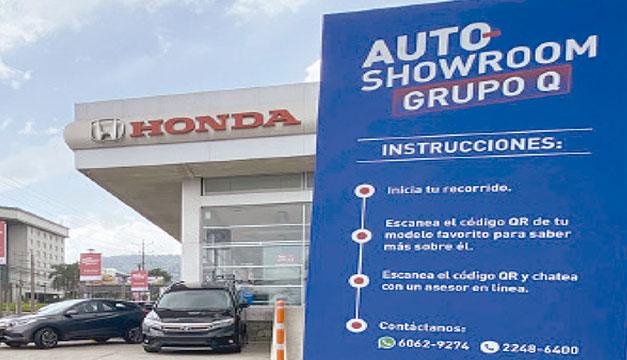 Grupo Q presenta a sus clientes el novedoso Auto Showroom