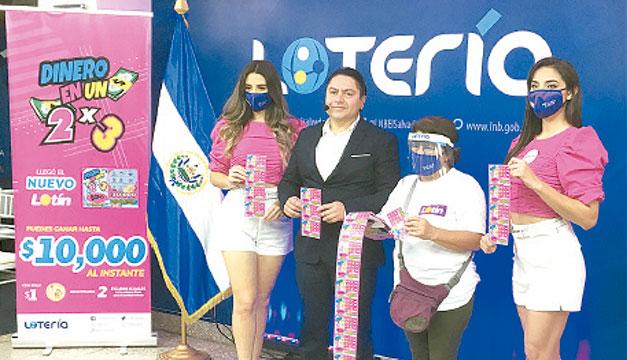 """""""Dinero en un 2X3"""" El nuevo juego de la Lotería Nacional de Beneficencia"""