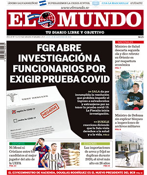 El Mundo Digital 24/09/20