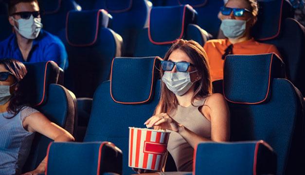 Las salas de cine del país estarán abiertas al público en los próximos días en el país  ¿Es seguro regresar al cine?