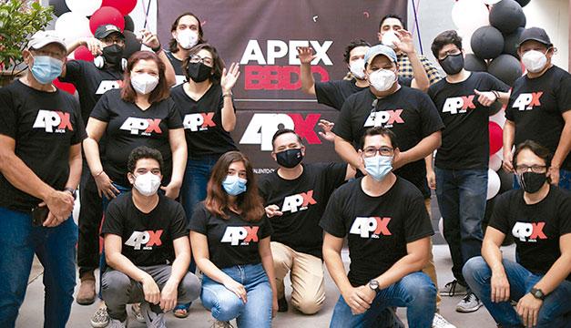 APEX BBDO celebra cuatro décadas de trayectoria