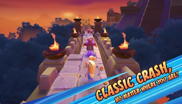 'Crash Bandicoot'  llegará a los smartphone a inicios de 2021