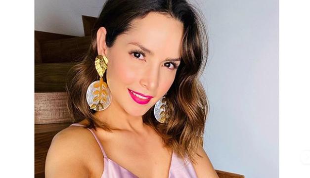 Carmen Villalobos arrasó en redes sociales con sensual baile