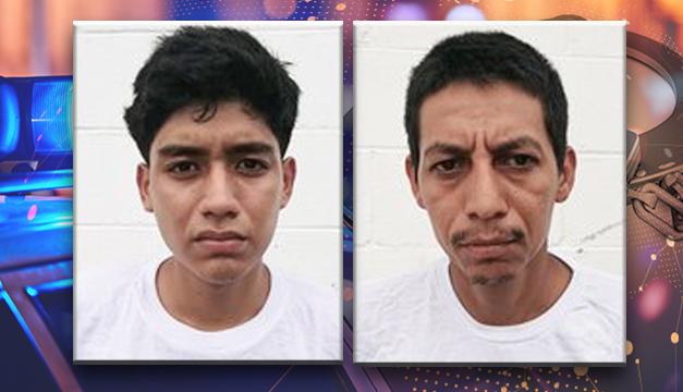 Policía captura a presuntos responsables del homicidio de dos mujeres en Coatepeque