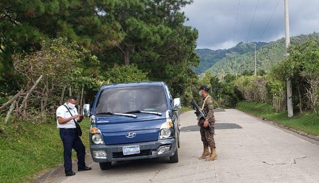 Procurador DDHH llama al Gobierno a parar militarización de poblados fronterizos en Chalatenango