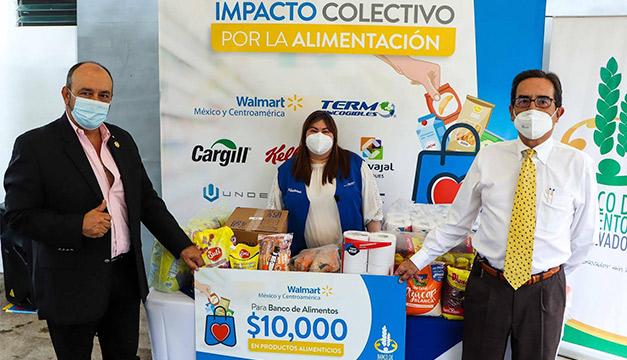 Walmart contribuye a la Causa del Acceso a la Nutrición en las comunidades en donde opera.
