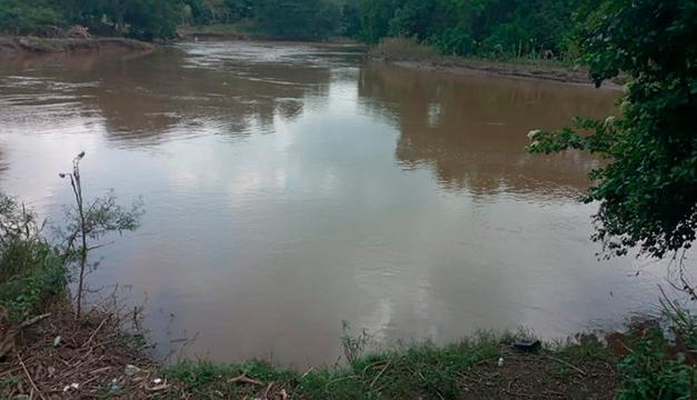 Alta probabilidad de desbordamiento del río Grande de San Miguel y del Goascorán