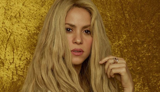 ¡Qué adorable! Shakira presentó al nuevo miembro de su familia