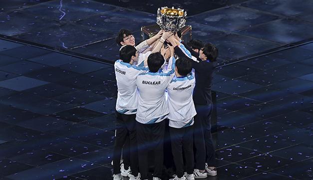 Corea del Sur recupera el trono mundial del 'League of Legends' ante millones de espectadores