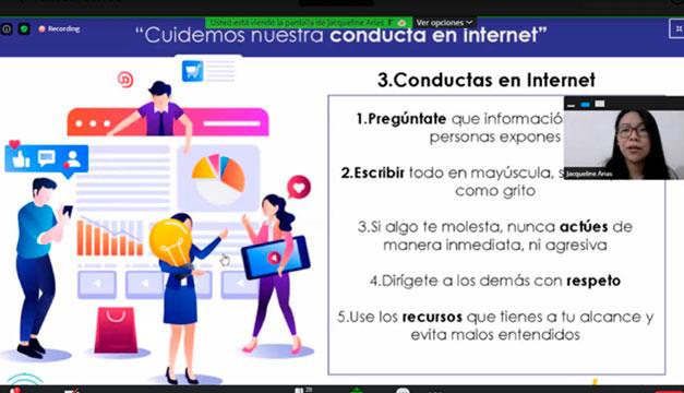 Fundación Calleja vela por la seguridad digital de las niñas de El Salvador