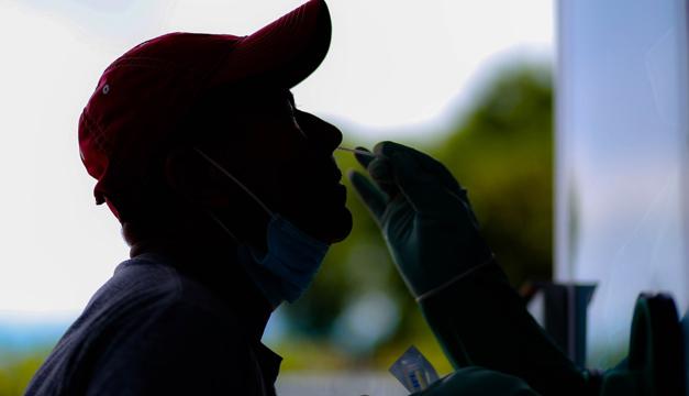 Casi 37 mil casos de coronavirus tras confirmarse 296 contagios en dos días