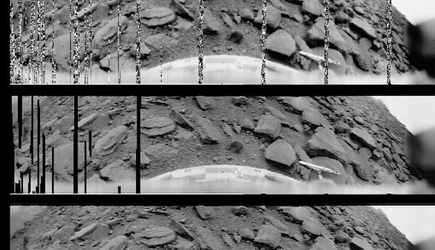 Se cumplen 45 años de las primeras imágenes en la superficie de Venus