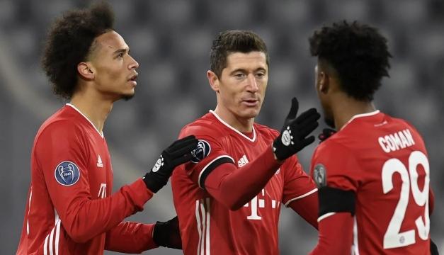 Manchester City y Bayern Munich lograron su pase a octavos de Champions