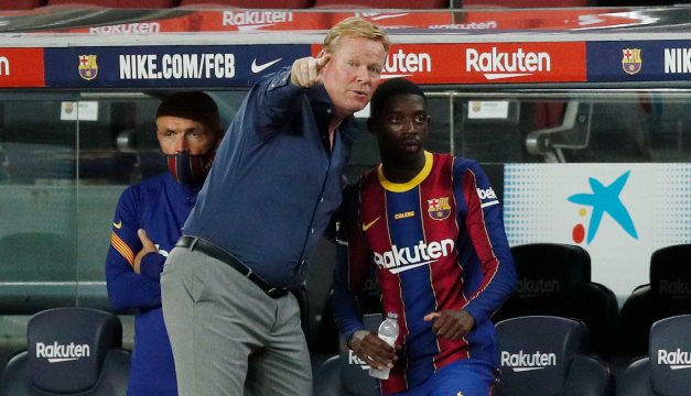 Los cinco jugadores que el Barça no supo vender en verano