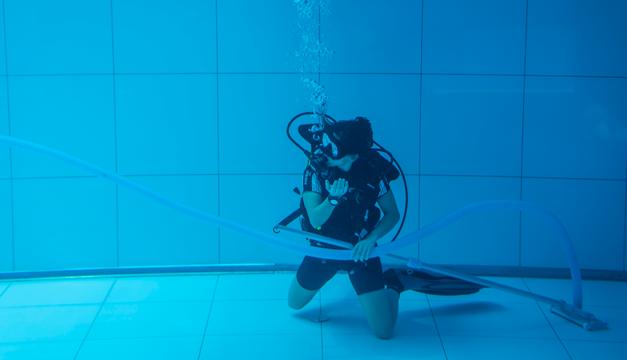 Inauguran en Polonia la piscina más profunda del mundo
