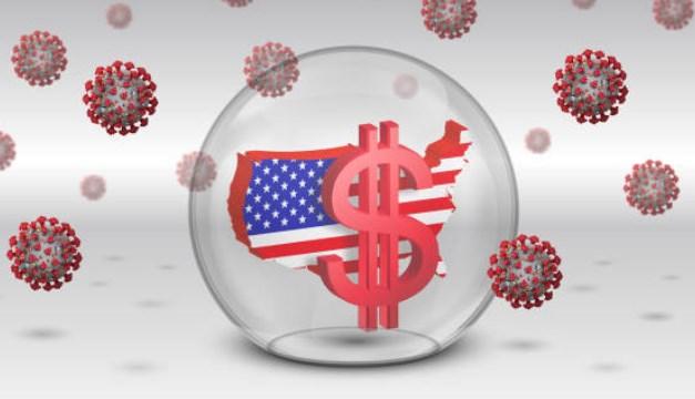 Los rebrotes del covid-19 amenaza el crecimiento económico de EE.UU.