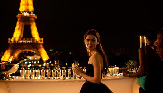 """""""Emily in Paris"""" anuncia su segunda temporada"""