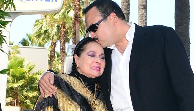 Muere actriz y cantante mexicana Flor Silvestre y Pepé Aguilar se despide así de su mamá