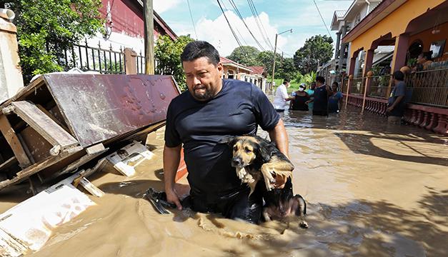 ONU: 4.6 millones de centroamericanos entre la destrucción y calamidad por Iota