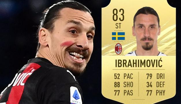 Ibrahimovic denuncia el uso de su nombre en el videojuego FIFA