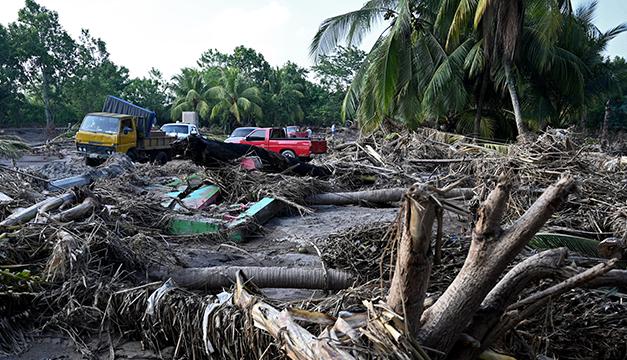 Centroamérica recibirá ayuda de comunidad internacional para reconstrucción por ciclones