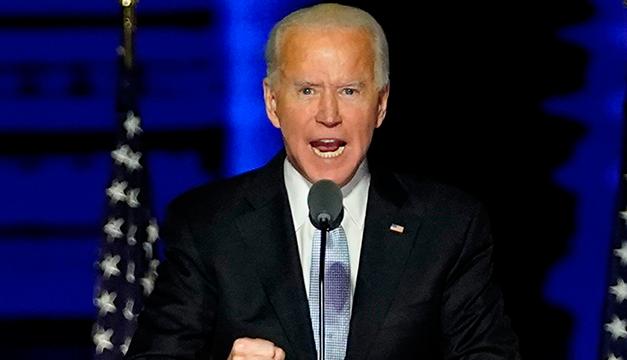 """Biden insta a dejar de tratar a sus oponentes como """"enemigos"""" y promete apoyar a migrantes"""