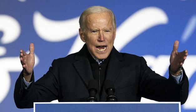"""Biden dice que no impondrá """"un confinamiento nacional"""" por el covid-19"""