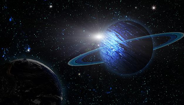 Júpiter y Saturno se verán juntos en diciembre como ocurrió en la Edad Media