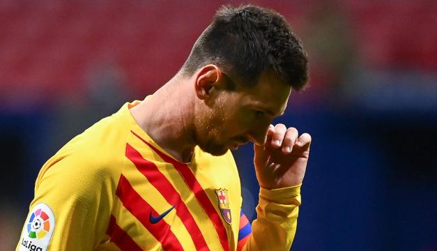 Los datos que demuestran que cuando Messi está en el campo el Barça juega con 10