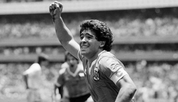 Maradona falleció hoy a los 60 años por una descompensación cardíaca