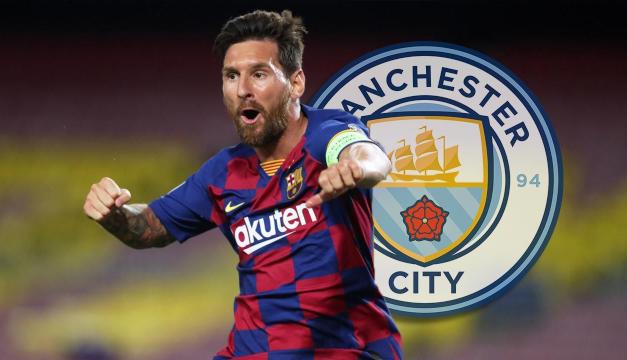 Revelan el nuevo mega contrato que ofrecerá el City a Messi