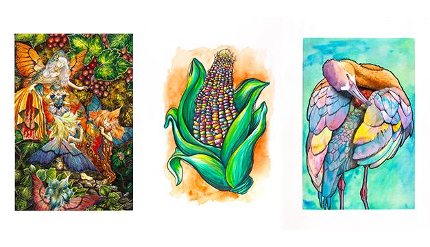 """Davivienda apoya a los artistas visuales salvadoreños patrocinando la colección """"Inspiraciones del Alma 2020"""""""