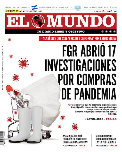 El Mundo Digital 13/11/20