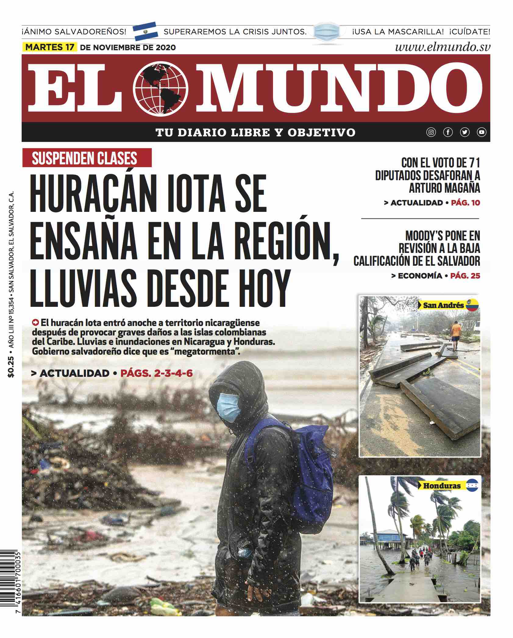 El Mundo Digital 17/11/20
