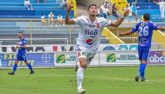 Alianza FC y Once Deportivo brindaron el show de goles del Apertura 2020