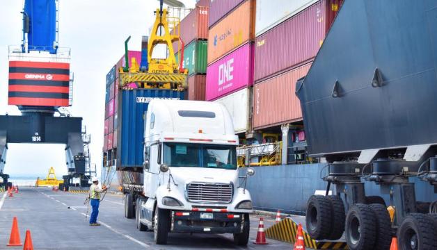 Exportaciones salvadoreñas logran su segundo mes de recuperación