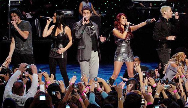 La banda RBD estrena nuevo sencillo