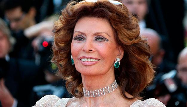 Sophia Loren se estrena en Netflix gracias a su hijo