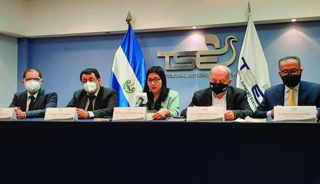 TSE pide respetar su autonomía ante acusaciones de fraude en El Salvador