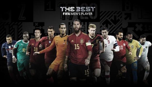 Messi, Neymar, Cristiano y Sergio Ramos, entre los finalistas del FIFA The Best