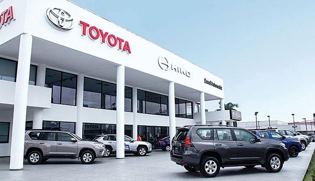 Toyota es la marca #7 de las marcas más valiosas del mundo
